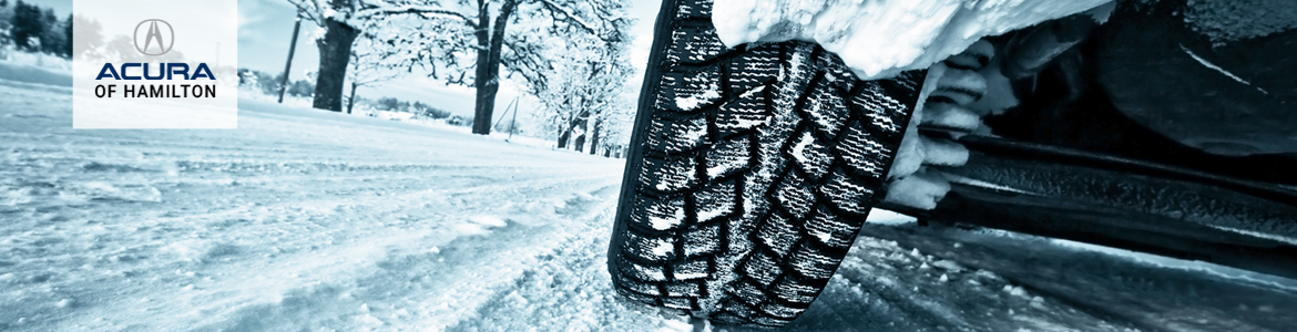 Winter Tire Specials at Acura of Hamilton